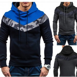 Men Sports Hood Black  KB -28