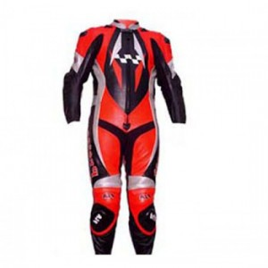 Motorbike & Auto Racing Leather Suit  DR- 104