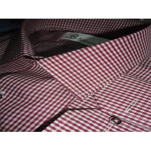 Men's Classic Fit Button-Collar Solid Pinpoint Dress Shirt 37C87076