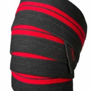 Knee Wraps for Weightlifting Training Model No. CHS 102