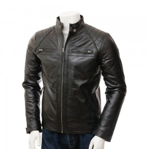 Leather Fashion Jackets For Men SSP 007