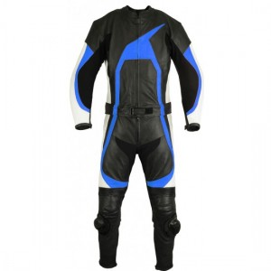 Motorbike & Auto Racing Leather Suit DR-110