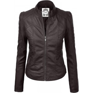 Motorcycle Men Leather Jackets  TIMJ  021