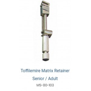 Toffilemire Matrix Retainer Senior / Adult MS-80-103