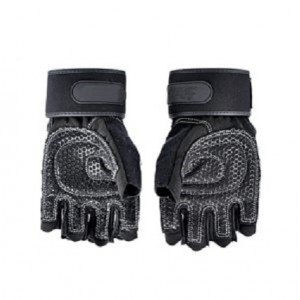 Gym Workout Gloves with Wrist Wrap Support Model No.  CHS-14