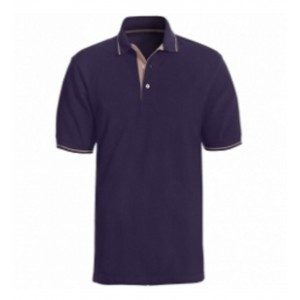 Men's Polo Shirts Blue Color Half sleeves Model No TSI­4905