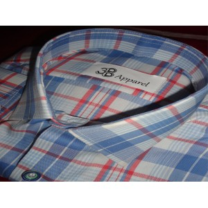 Men's Classic Fit Button-Collar Solid Pinpoint Dress Shirt   37C87064