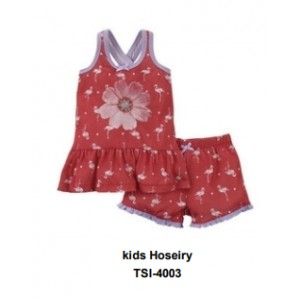 Baby Girls Summer Clothes casual 2 pc TSI 4003