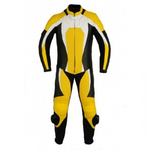 Motorbike & Auto Racing Leather Suit DR-106