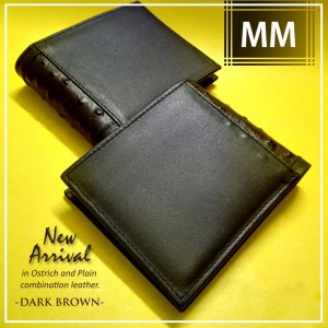 Genuine Leather Mens Wallet ML-02