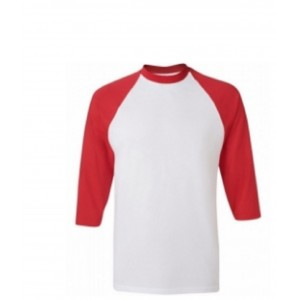 Baseball Uniforms White & Red Model No TSI­5505