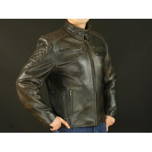 Motorbike Leather  Jackets  TR 147