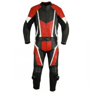 Motorbike & Auto Racing Leather Suit DR-109