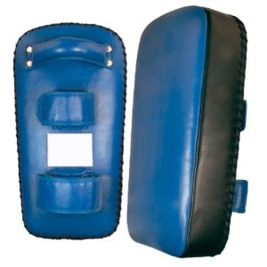 Extra Thick Thai Kick Pads Blue  Model No  CHS-072