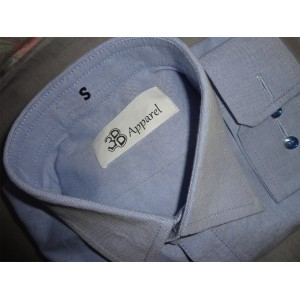Men's Classic Fit Button-Collar Solid Pinpoint Dress Shirt 37P87053