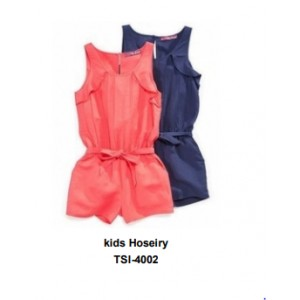 Baby Girls Summer Clothes casual Bodysuit TSI 4002
