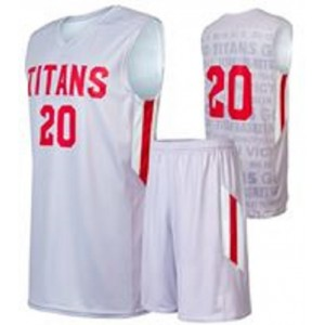 Basketball Uniform 3 Piece Set KB -39