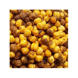 Black Roasted Chana ChickPeas  1000 Gram
