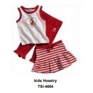 Baby Girls Summer Clothes casual 3 pc TSI 4004