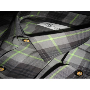 Men's Classic Fit Button-Collar Solid Pinpoint Dress Shirt  37C87066