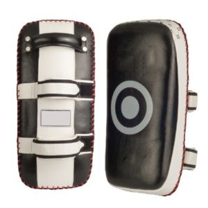 Extra Thick Thai Kick Pads Black Model No .CHS-076