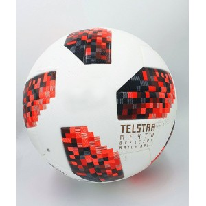 Telstar Mechta (Red+Black) Edition 100% Thermal Molded Football PE-522
