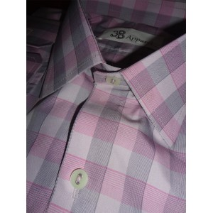 Men's Classic Fit Button-Collar Solid Pinpoint Dress Shirt 37C87074