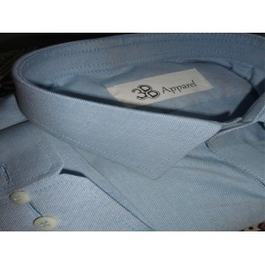 Men's Classic Fit Button-Collar Solid Pinpoint Dress Shirt 37P87054