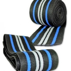 Knee Wraps for Weightlifting Training  Model No. CHS 103