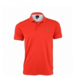 Men's Polo Shirts Red Color Half sleeves Model No TSI­4901