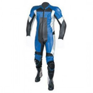 Motorbike & Auto Racing Leather Suit DR-122