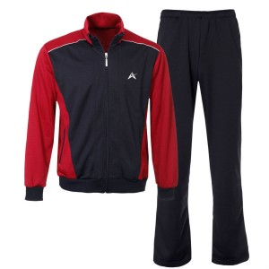 Men's Casual JOGGING SUIT Long Sleeve Running Jogging Athletic Sports Set  A1-502