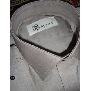Men's Classic Fit Button-Collar Solid Pinpoint Dress Shirt 37P87052