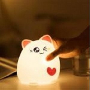 USB Cute Pikachu Natural Himalayan Salt Lamp Model No. SL- 21