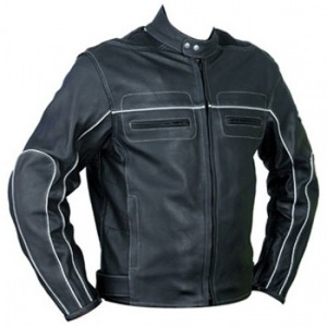 Motorbike Leather Jackets DRM-306