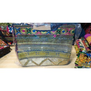 Handmade Embroidered Shoulder bag for women GZ-8