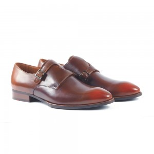 Monk straps Woodchuck Shoes  SP-81A