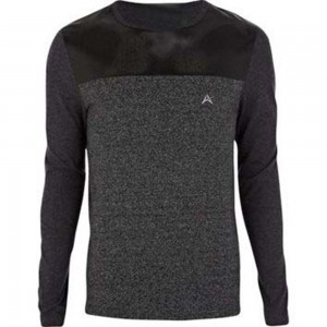 Men Fleece, Breathable,Comfortable-Fitted Sweat Shirt A1-407