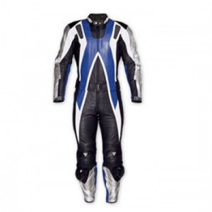 Motorbike & Auto Racing Leather Suit  DR-103
