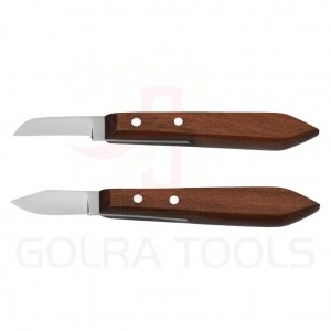 1095 Wood Carving Knives 2 Pcs Set GT-4104