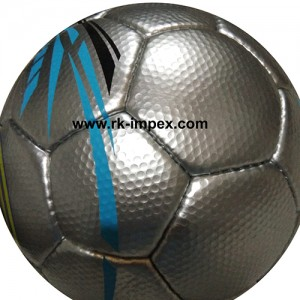 Foot Ball Thermal Banded Top Match  Soccer  Match Ball RK-1607