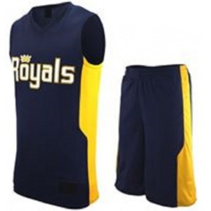 Basketball Uniform Vest And Shorts  KB -44