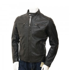 Leather Fashion Jackets For Men SSP 005