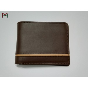 Real Leather Men's Wallet