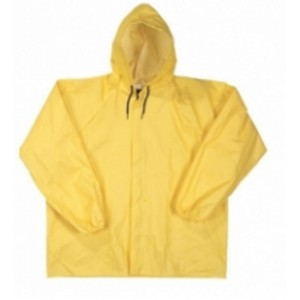 Men's Rain Jackets Yellow color Model No TSI­5201
