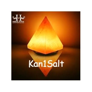 USB Heart Salt Lamp SL-43