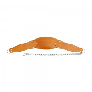 Leather Dip Belt with Chain MLB 0037