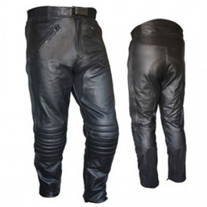 Motorbike Leather Trousers DRT-503