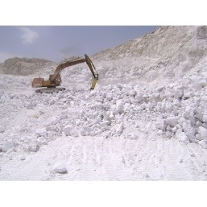 High Quality Natural Gypsum Rough Stone TGFTS678