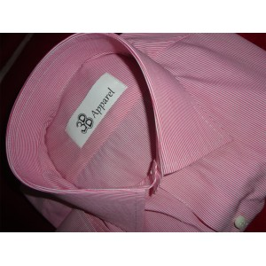 Men's Classic Fit Button-Collar Solid Pinpoint Dress Shirt 37L87069